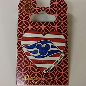 Disney Parks Cruise Line Pin.